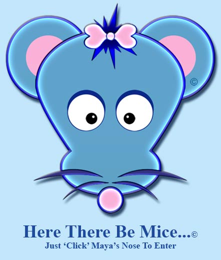 Maya The Mouse Graphic